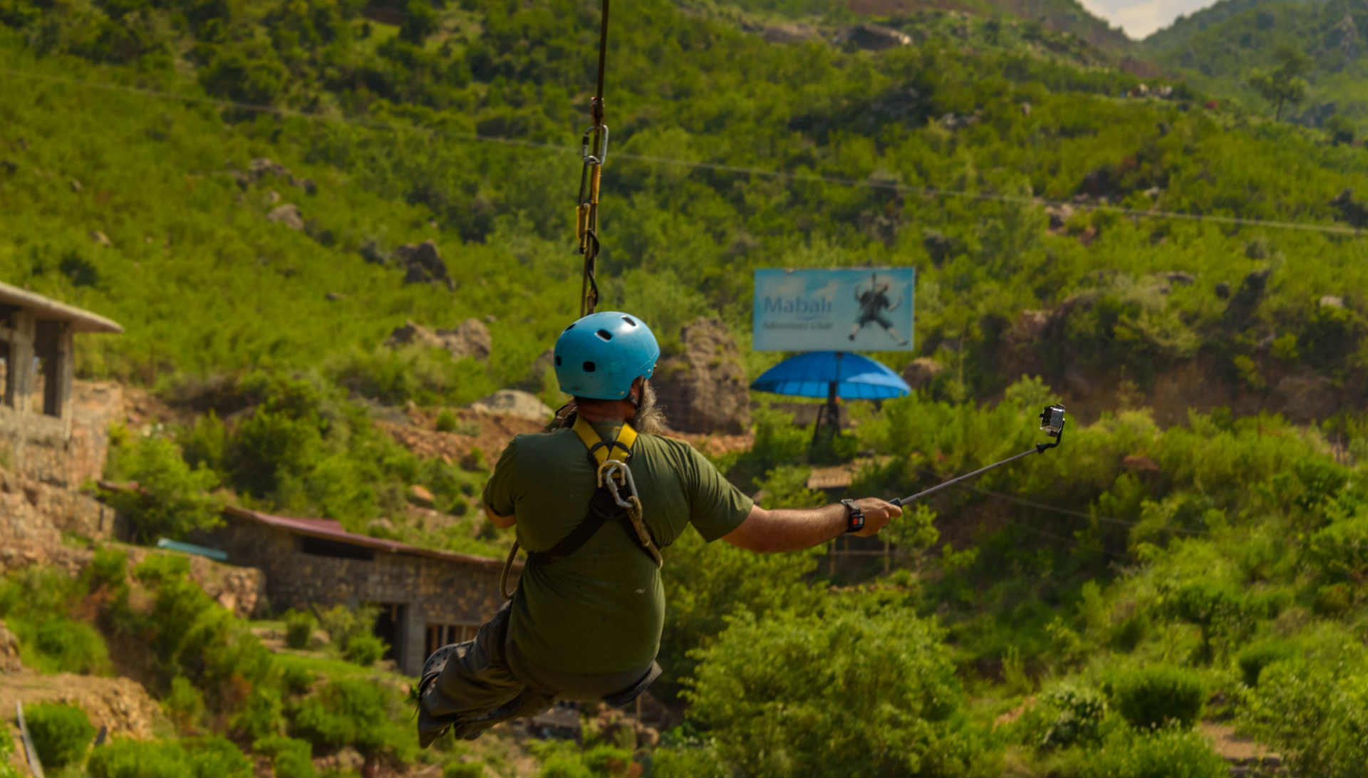 Are You Ready For The Zipline Experience?