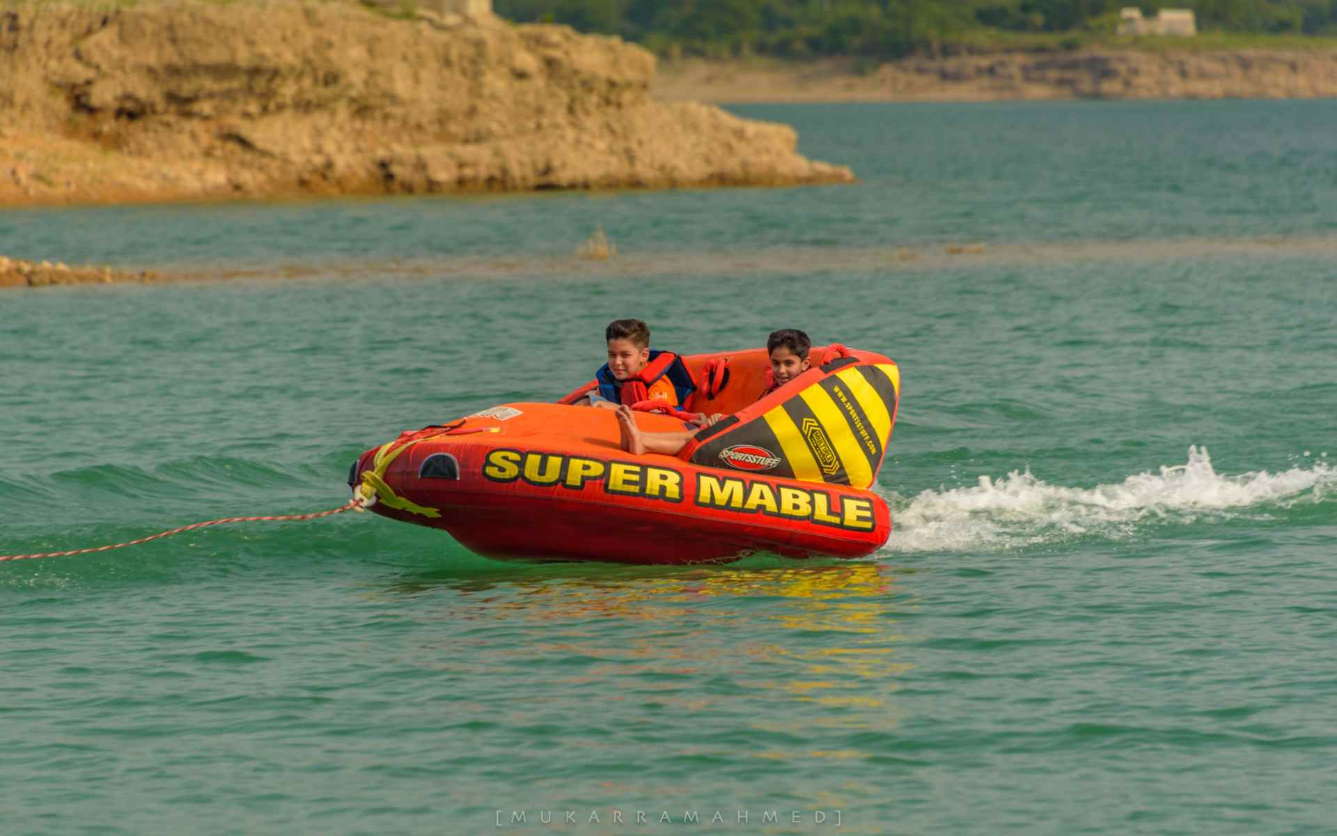 Best Water Sports at Khanpur Lake